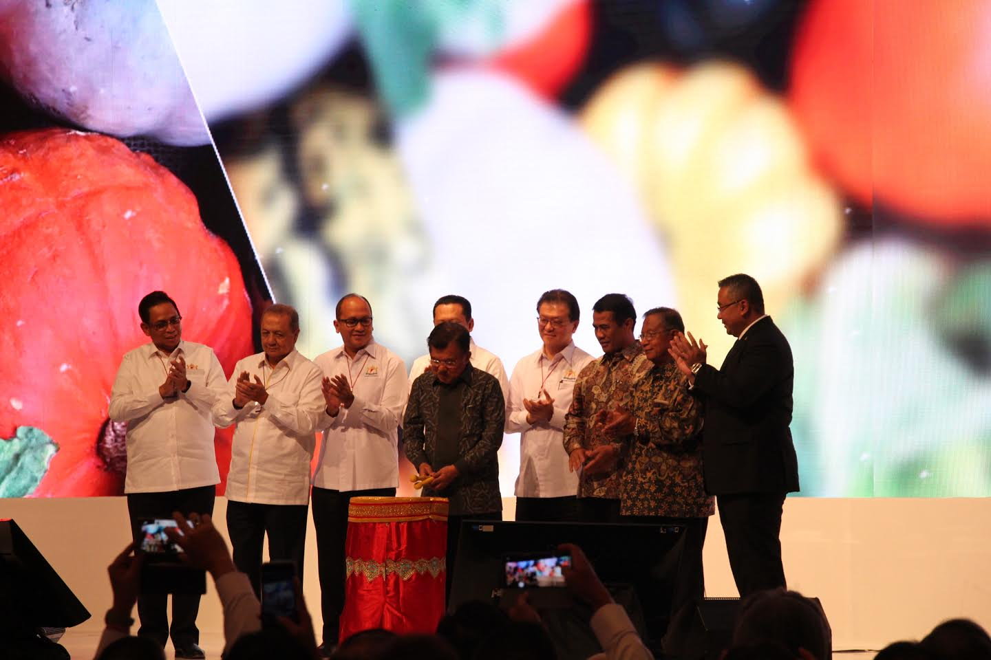 PISAgro's live participation at the JAKARTA FOOD SECURITY SUMMIT-4 2018